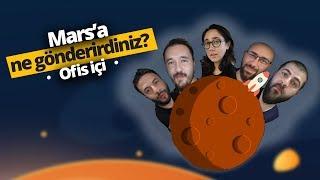 SDN ekibi Mars'a ne göndermek istiyor? - NASA Mars bileti ile ilgili düşüncelerimiz
