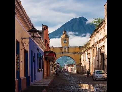 Portfolio Travel - Guatemala