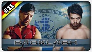WWE 2k15 UNIVERSE MODE WWE VS. NXT #011 ツ Nakamura vs. Kenta