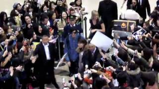 In the early morning of 14th March 2010, Adam has landed on JAL#710...
