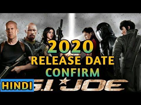 2020 Up Comming Hollywood Movies, G I Joe , Indiana John 5, Suicide Squad 2, Green Lantern Cops