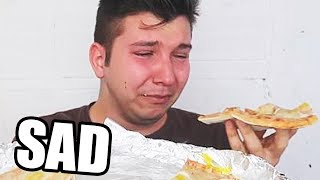 The Saddest Food Reviewer on Earth