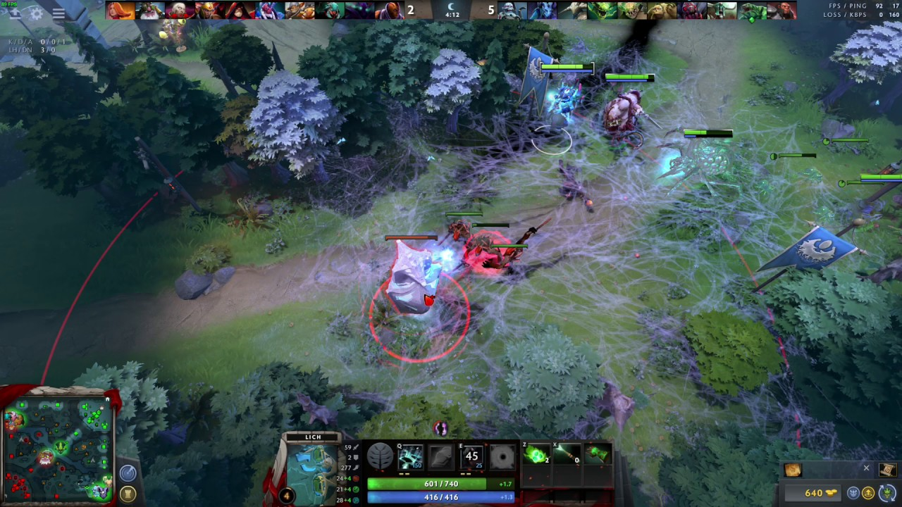 What Is Dota 2 Stuttering and How to Fix It? - Kill Ping