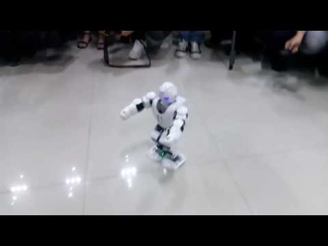 ArmPhone Robot Dancing