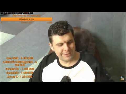 Пьяный Михаил Борзыкин на стриме - про Командную, Матч ТВ и бьёт человека клавиатурой