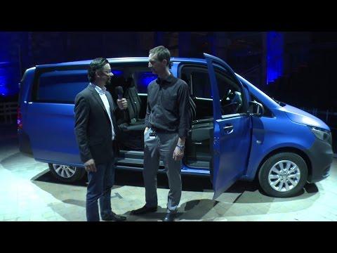 Der neue Mercedes-Benz Vito | Interview Kai Sieber