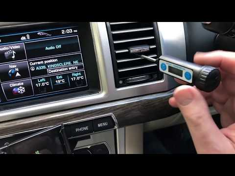 Jaguar XF Air Con Issue And FIX !!