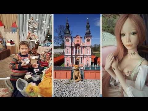 Dolls and toys museum project, Odessa
