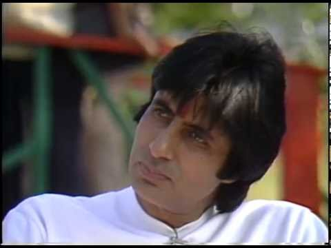 Amitabh Bachchan 1984 Interview