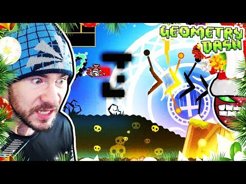 THE DEATH MOON (XL Demon) by Akame // Geometry Dash: THE 12 DEMONS OF CHRISTMAS #3