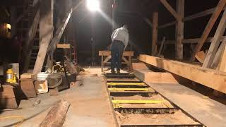 A Timber Frame Vlog #57: Introduction to Draw Boring