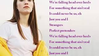 Sigrid - Strangers lyrics