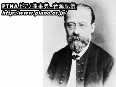 B.スメタナ/演奏会用エチュード...