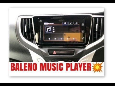 Baleno Music System Player Review || Delta Zeta Alpha Music Player