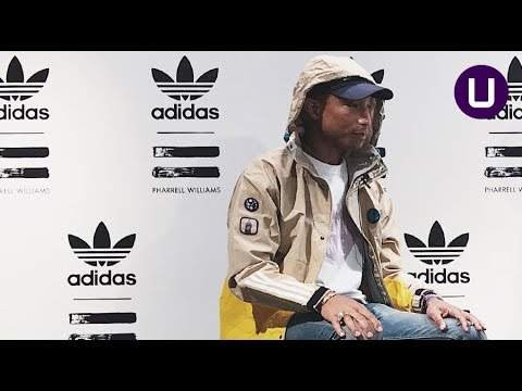 Exclusive Interview with Pharrell Williams | ULSUM