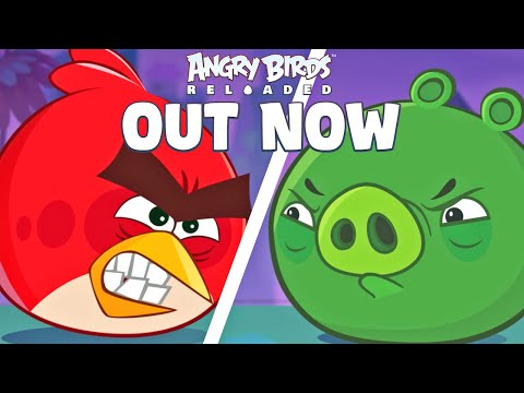 Angry Birds Reloaded - Announcement Trailer