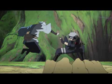 Genin Exam: Boruto vs Kakashi Part 2 [1080p60]