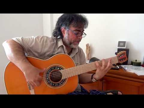 Balance Andalusian Barbero 1948q/New Flamenco guitars/double