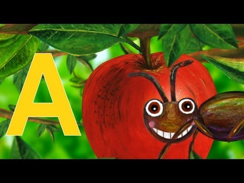 "Learn the ABCs: ""A"" is for Ant"