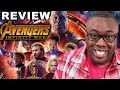 AVENGERS Infinity War - Movie Review (NO SPOILERS)
