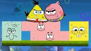 Spongebob Excludes Squidward - GAMEPLAY KICK OUT SQUIDWARD!