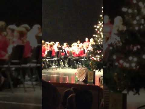 Whitehall middle school band