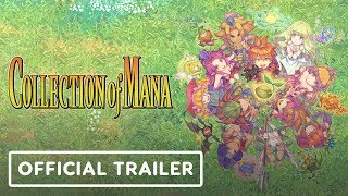 Mana Trilogy Collection Official Trailer - E3 2019