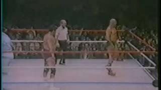 Iron Sheik vs. Steve Lombardi