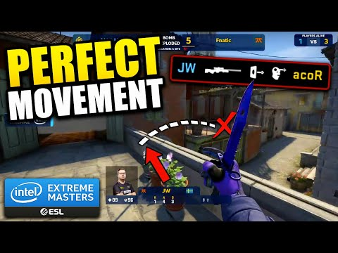 JW HAS A PERFECT MOVEMENT!! - IEM Beijing BEST MOMENTS - CSGO Day 4 Highlights