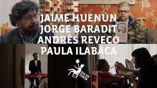 Jaime Huenún y Jorge Baradit en Ojo en Tinta / T3 C5