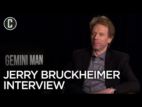 Jerry Bruckheimer Talks Gemini Man, Beverly Hills Cop 4, and High Frame Rate