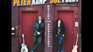Peter Karp & Sue Foley - More Than I Bargained For