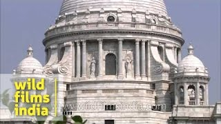 Victoria Memorial - Memorial Of Queen Victoria In Kolkata