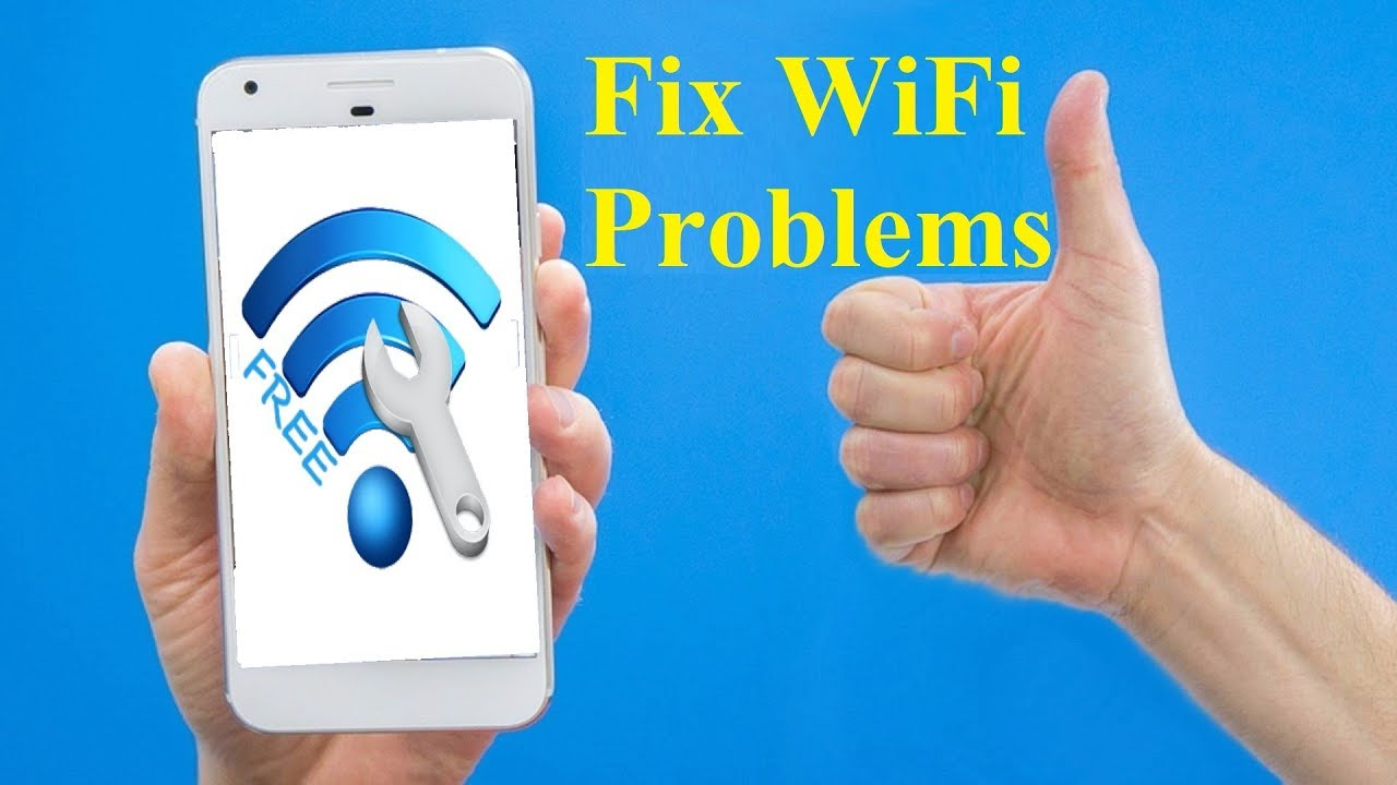 How to Fix Android WiFi Problems!!