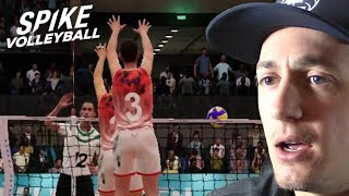WHAT EVEN IS THIS GAME!?!?  | Spike Volleyball Career Mode Episode 1