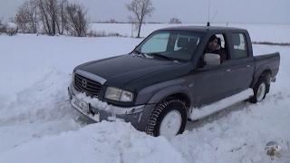 видео Обзор автомобилей Mazda B-Series