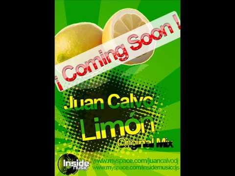 Juan Calvo @ Inside Music - Limon ( Original PROMO Video Mix )