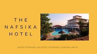 Nafsika Hotel - Corfu 2021