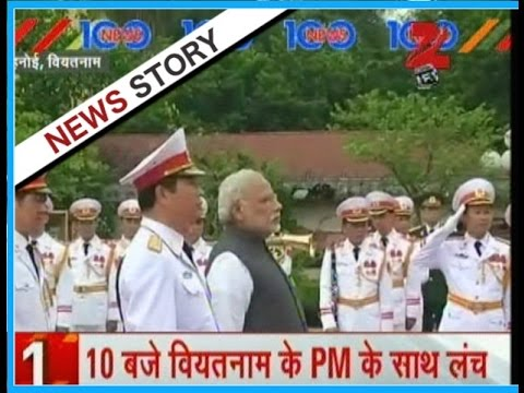 PM Modi pays tribute to the martyr of Vietnam war