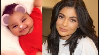 SO CUTE....! Kylie Jenner Shares Videos of Baby Stormi Flashing Huge Smiles [VIDEO]