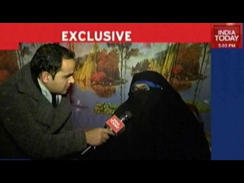 Kashmiri Separatist Asiya Andrabi Speaks To India Today