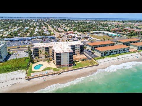 205 Highway A1A 501 Satellite Beach, FL 32937 | Condominium For Sale | Sandpiper Towers | Video Tour
