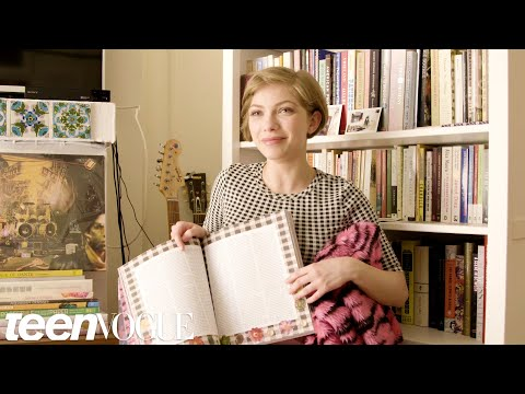 Tavi Gevinson Gives a Tour of Her New York City Apartment  Teen Vogue