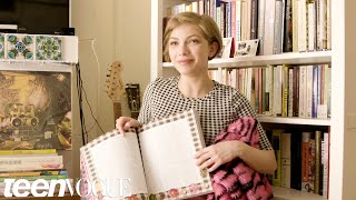 Tavi Gevinson Gives a Tour of Her New York City Apartment | Teen Vogue