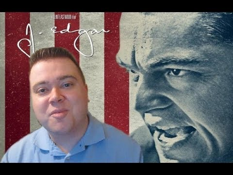 Blu-Ray Unboxing Review Of J. Edgar , What Is Your Favorite Leonardo DiCaprio Movie ?