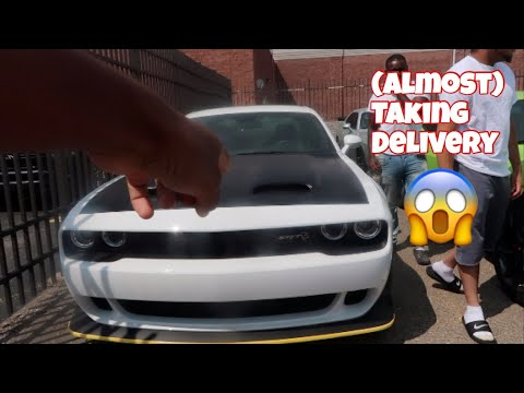 I ALMOST BOUGHT A HELLCAT REDEYE *NOT CLICKBAIT* 😱