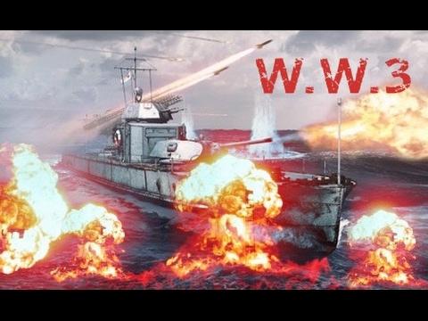 WORLD WAR 3 : south china sea