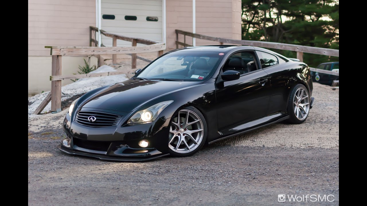 New Infiniti G35 Coupe >> Infiniti G37 - Before/After Part out and Removing Parts - YouTube