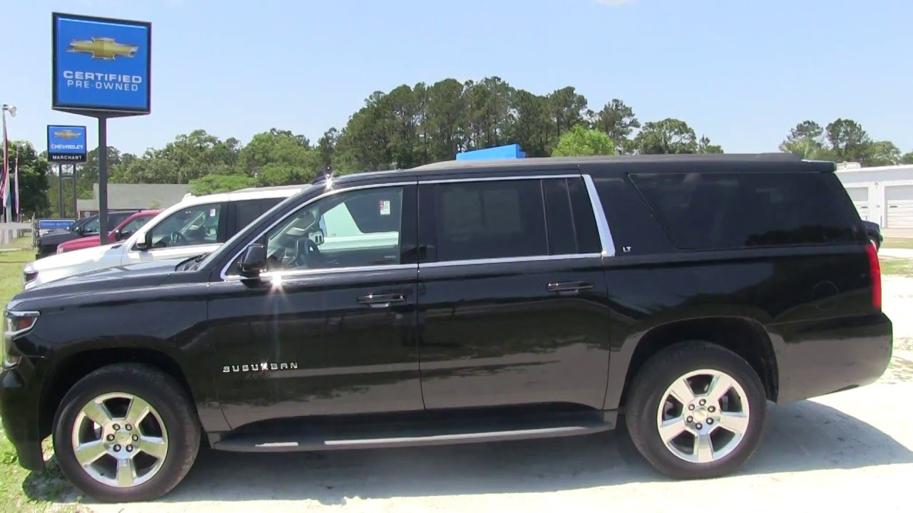 2015 Chevy Suburban Lt Condition Report At Marchant Chevy Ravenel Sc