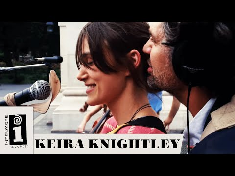 Keira Knightley  Lost Stars Begin Again Soundtrack 2015 Oscar Nominee  Interscope